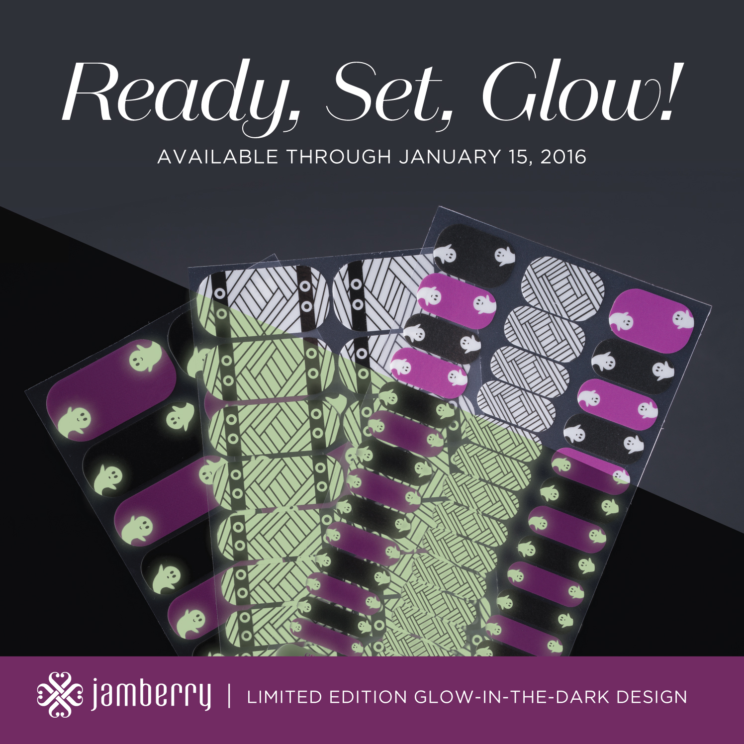 Jamberry Nails Glowingly Adorable New Wraps For Juniors Love